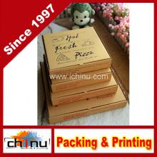 Caja de pizza de papel corrugado (1312)