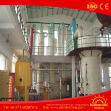 Máquina de extração de óleo de farelo de arroz de óleo vegetal