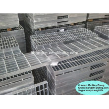 Hot dipped galvanized Steel Grating Q235