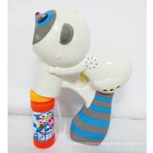Summer Music Toy Monkey Bubble Gun Toy