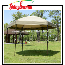 2 x 2 m im Freien Mordern Steel Pole sechseckigen Pavillon Zelt