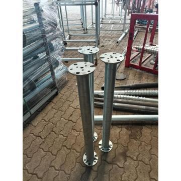 Q235 Carbon Steel Bolt Screw Screw Pile