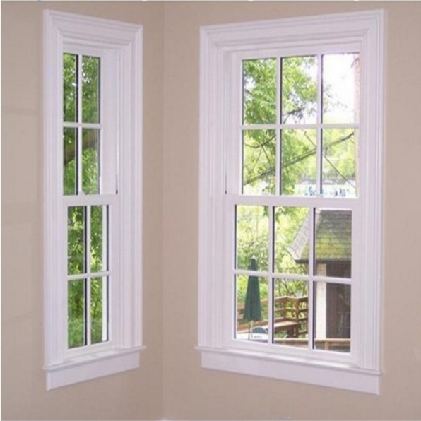 Vertical Opening Sliding Window Single Hung Window