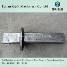 Chaqueta de agua para Billet Mold (planta de fabricación de acero)