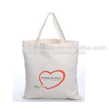 ЭКО дружественных хлопка продуктовый мешок tote