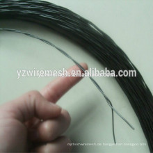 Black Twisted Wire / 6 Threads Twisted Wire