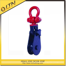 CE GS TUV Approved Snatch Block 2t to 30t