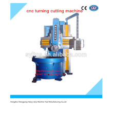 Machine de découpe tournante cnc cnc à haute précision pour une vente à chaud avec une bonne qualité