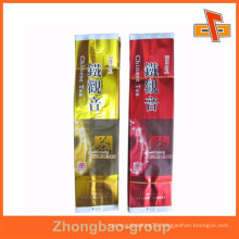 Best Offer vacuum biodegradable chinese tea bag with CMYK printing