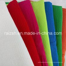 Tissus de coton-poplin pour hommes et femmes T-shirts