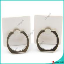 Support d'anneau de doigt intelligent blanc de 360 degrés Rotion (SPH16041109)