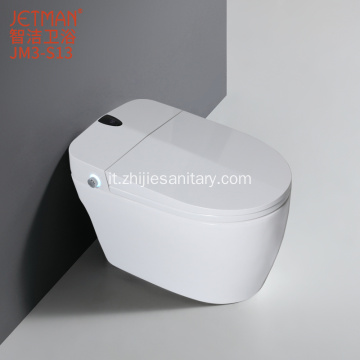 risciacquo automatico in ceramica smart Closestool