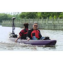 Winner Electronic Pedal Fishing Kayak with Motor