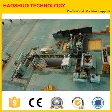 Stahl Coil Slitting Machine für Stahl-Center
