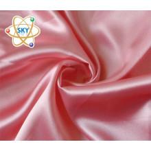 Plain Dyed Spandex Satin Fabric 125G/M 150cm