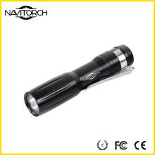 Multi Farben Delicate Wiederaufladen EDC Taschenlampe / LED Taschenlampe (NK-209)
