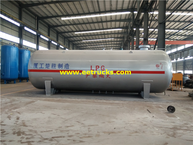 ASME Aboveground LPG Tanks