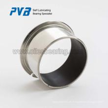 Gewickelte PTFE-Lined Flanschbuchse, gleich GGT50 Bearing