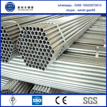 Alibaba Suppliers Durable gi pipe scaffolding pre-galvanized pipe