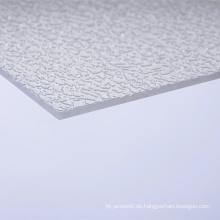 Polycarbonatplatten Acrylblatt Solid Sheet Kompaktplatten Hersteller