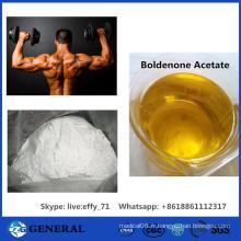 99% Pureté Steroides Hormone Injection Poudre Boldenone Acétate 200mg