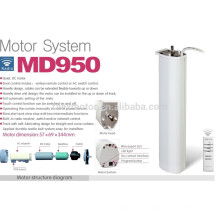 MD950 switch control motor