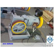 220V 50HZ Elevator Motor Traction Machine