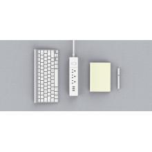 ORICO LPC-3A3U-US Desktop Supressor de sobretensão 6 * AC + 3 * Carregador USB protetor contra sobretensão