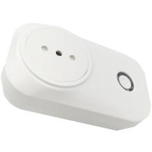 2020 OEM Wholesale 2.4ghz Smart Home Wireless Switch Electric Socket Wifi Alexa Devices Mini Power Wall Plug Italian Italy