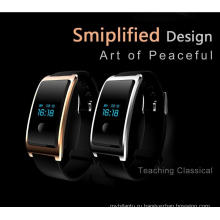 Водонепроницаемый Встроенный USB микро-канал Межсоединений Heatrate Мониторинг Мониторинг Bluetooth сна супер-длительным временем ожидания Смарт-часы на Android