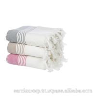 Striped Fouta Towels