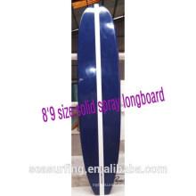 8'9 Размер твердых спрей лонгборд доски для серфинга Китай суп пенополистирола пенопласта