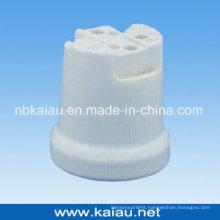 Porcelain Lamp Base (E40F540)