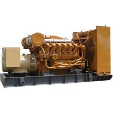 Central eléctrica diesel Unite Power 500kw con motor Weichai