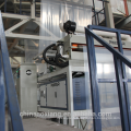 Ruian haute vitesse cinq couches co-extrusion PE film soufflant la machine