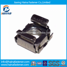 In Stockl Hot Sale Stainless Steel Cassette Nuts/SS Cage Nuts