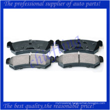 D1036 96405131 3746 high quality brake pad for daewoo lacetti