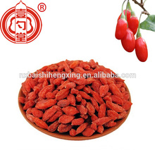Ningxia se secó bayas de goji bayas de goji chino 250/280/350/380/500/750 para la venta
