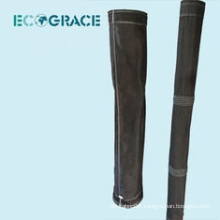 750gsm fabric dust collector glass fiber filtration sleeve