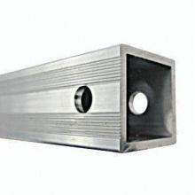 Perfil de aluminio fabricado en diversos acabados superficiales