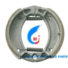 Piezas de motocicleta Zapata de freno para motocicleta Yb100