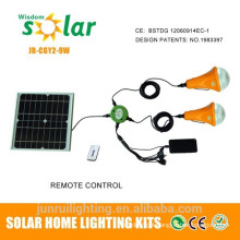 Rechargeable solar lighting for home use solar lantern