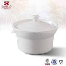 ceramic serving stew soup bowls with lids