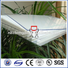 Bathroom Decoration plastic sheet, Plastic Frosted Polycarbonate Sheet