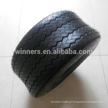 18x8.50-8 rodas tubeless / rodas de carrinho de golfe push