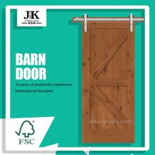 JHK-SK09 Ultimo design in legno Porte Design Barn Door