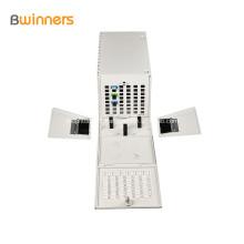 FTTX/FTTH/Fiber Optic Distribution Box Indoor Wall Mount Multi Dwelling Unit (MDU)