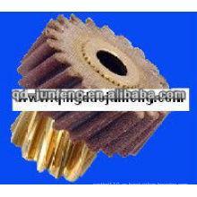 Mecanizado de fibra helicoidal