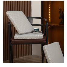 Almofada de assento para cadeira de escritório em casa