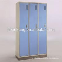 powder coated hospital wardrobe with air holes
